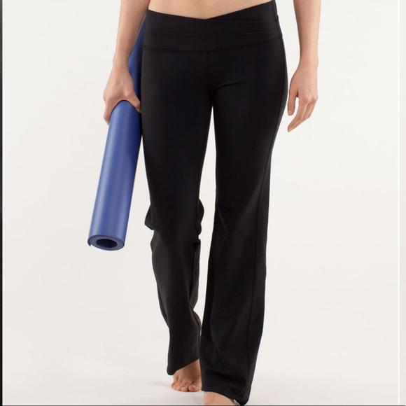 Lululemon   Black Astro Pants